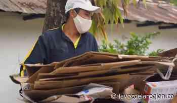 Destacan trabajo ambiental que realizan jóvenes en Paicol - lavozdelaregion.co