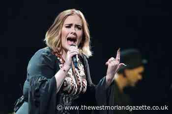 Adele provides update on her album during SNL hosting slot