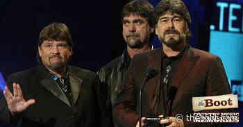 Country Music Memories: Alabama Certified Triple Platinum