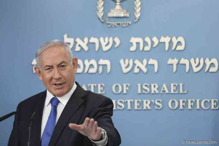 Israeli leader confirms consent to US arms sales to UAE