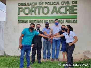 Projeto Pacificar realiza mutirão de conciliação em Porto Acre e Vila do V   Notícias do Acre - Agência de Notícias do Acre
