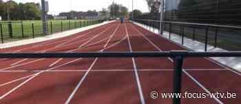 Nieuwe atletiekpiste en beachvolleybalveld in Wevelgem - Focus en WTV
