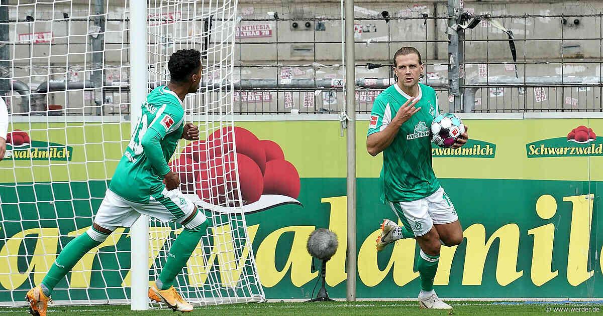 Den Schalter wieder umlegen - Werder Bremen