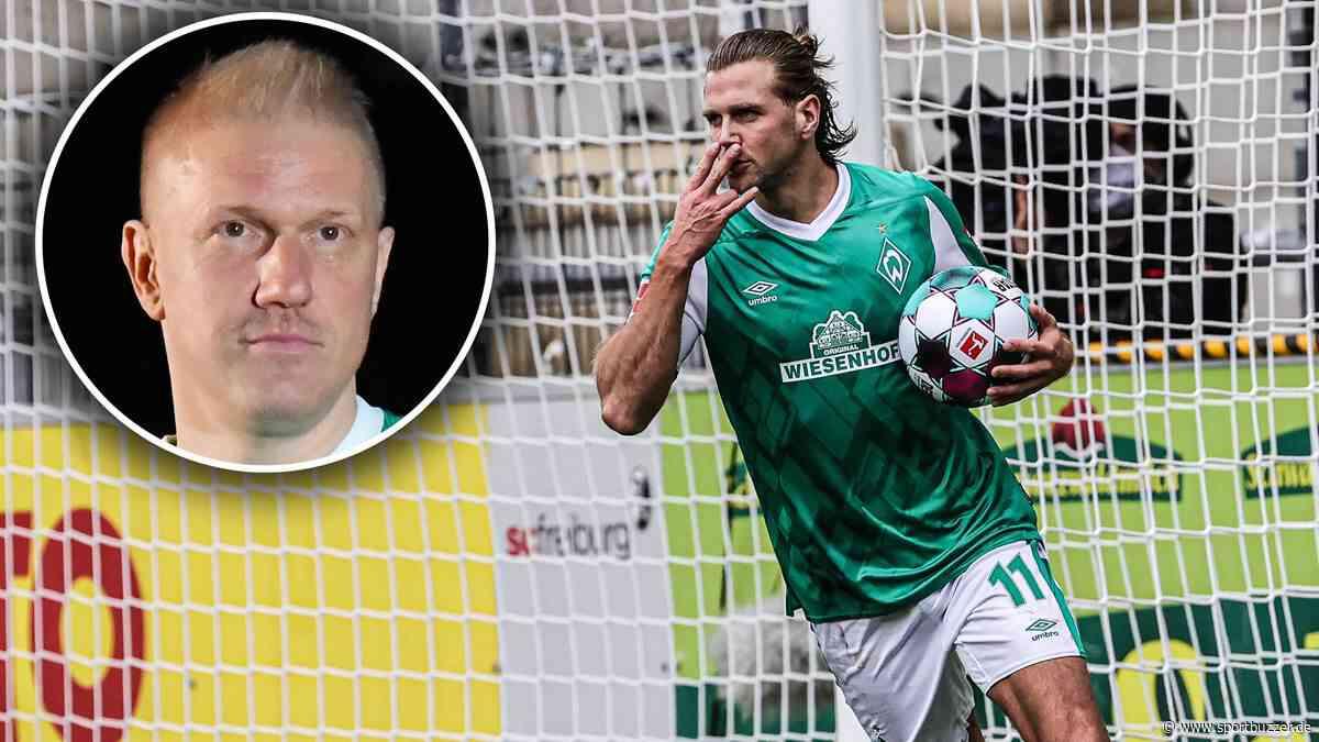 """DFB-Einsatz für Niclas Füllkrug nach Traumstart? Ex-Werder-Profi Ivan Klasnic: """"Hat eine Chance verdient"""" - Sportbuzzer"""