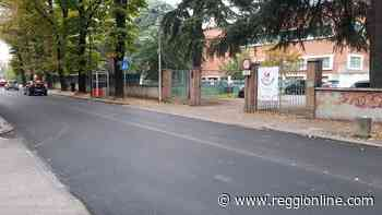 Reggio Emilia: a due anni dalla posa della fibra, riasfaltato viale Magenta. VIDEO - Reggionline