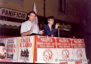 Magenta, Franco Bertatelli sbatte la porta: 'Addio alla Lega' - Ticino Notizie