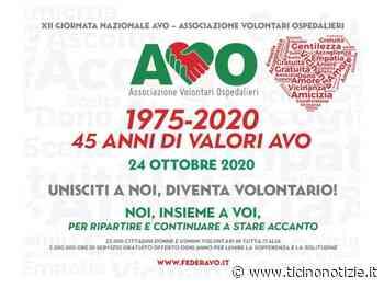 Avo Magenta, Valentina Bollini nuovo presidente. Il 24 ottobre festa per i 45 anni - Ticino Notizie