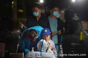 Mainland China reports 15 new coronavirus cases vs 28 previous day - Reuters