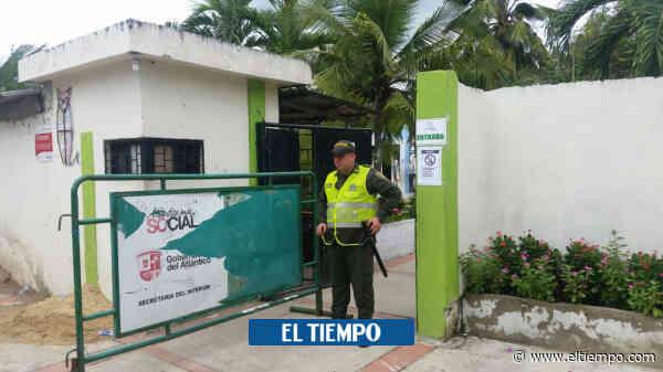 Ajustan dispositivo de seguridad para elecciones de alcalde en Repelón - El Tiempo