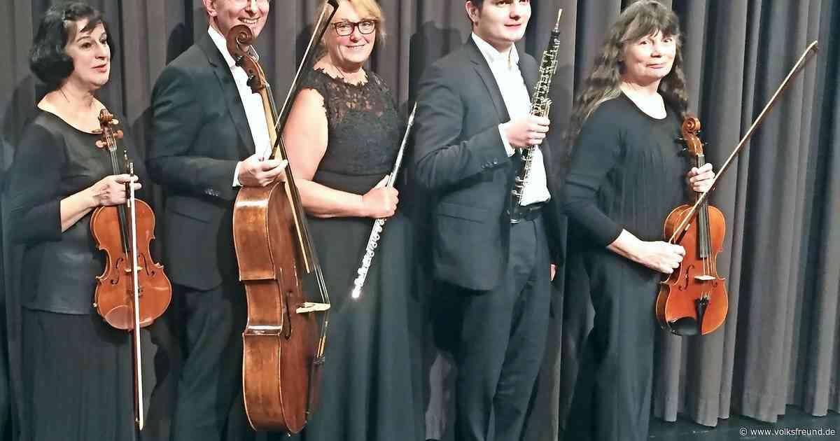 """Das Konzert des Quintetts """"Legno Amato"""" in Daun war ein voller Erfolg - Trierischer Volksfreund"""
