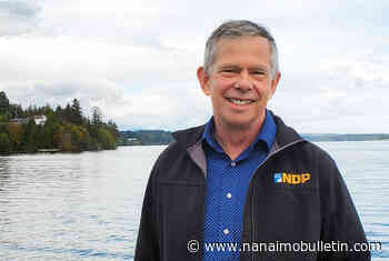 Routley retains his post as Nanaimo-North Cowichan MLA