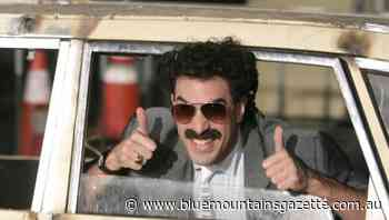 Trump calls 'Borat' an 'unfunny creep' - Blue Mountains Gazette
