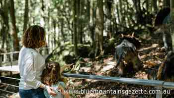 Dinosaurs in time for school holidays - Blue Mountains Gazette