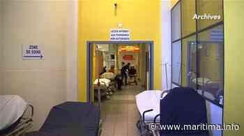 A la Une du journal, situation tendue à l'hôpital de Martigues - Maritima.info