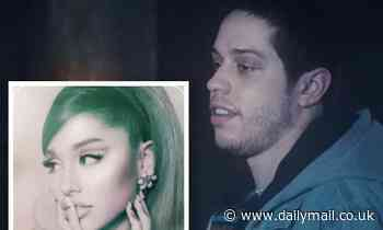 Pete Davidson reprises his role of Chad on SNL after fans claim his ex Ariana Grande dissed him