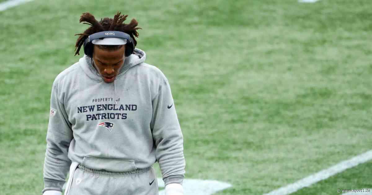 NFL: Cam Newton hat Corona - New England Patriots vs. Chiefs steigt trotzdem - SPORT1