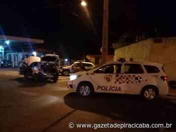 PM de Charqueada prende homens armados - Gazeta de Piracicaba