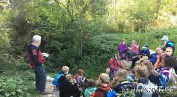 Grundschüler aus Edelsfeld hören Sagen an Originalschauplätzen - Onetz.de