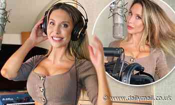 Olivia Newton-John's daughter Chloe Lattanzi puts on busty display