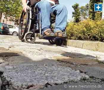 Verkehr in Westerstede: Großeinsatz gegenStolperfallen in der Stadt - Nordwest-Zeitung