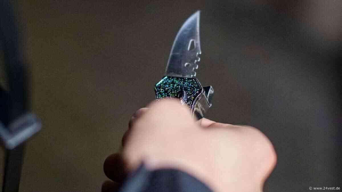 Herten: Zwei Frauen werden auf dem Friedhof mit einem Messer bedroht - 24VEST