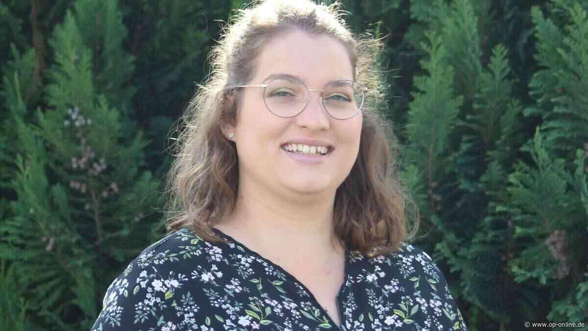 Gut angekommen in Bischofsheim: Lena Bergmann ist das neue Gesicht der offenen Jugendarbeit - op-online.de