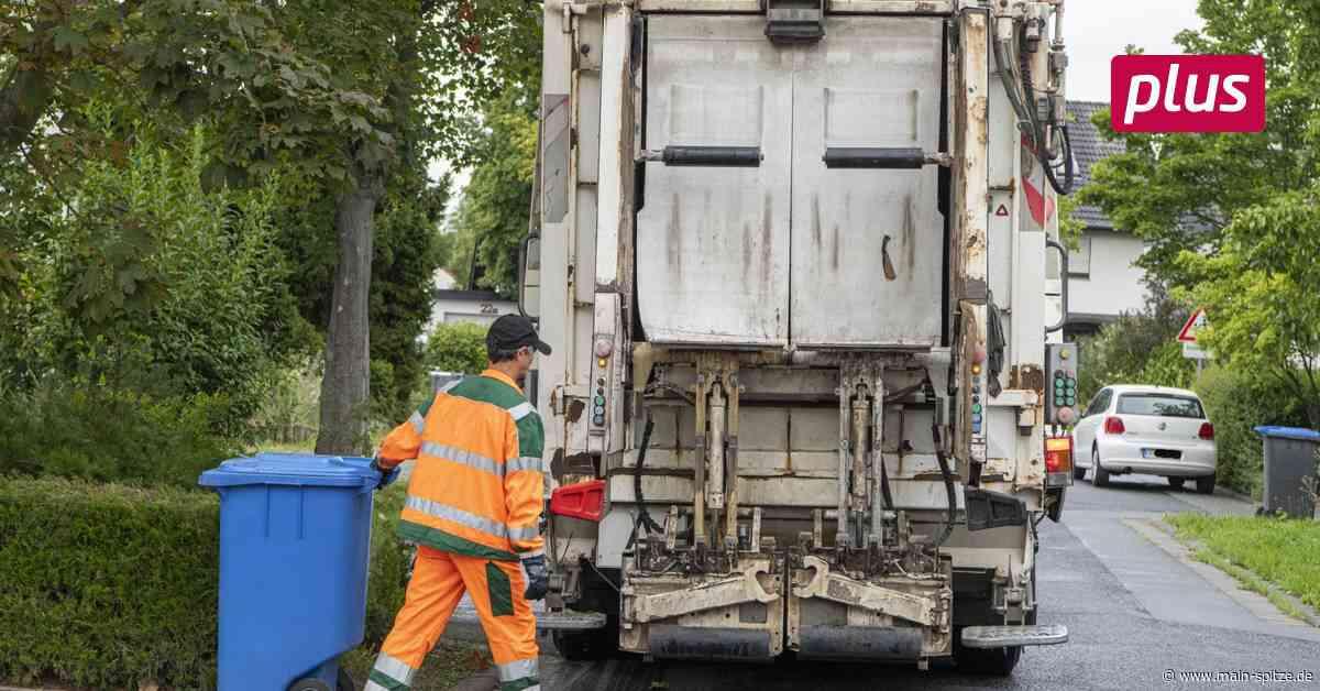 Müllabfuhr in Bischofsheim wird teurer - Main-Spitze
