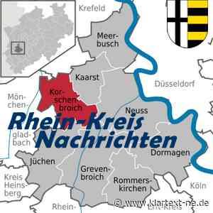 Korschenbroich - Weitere Maßnahmen zur Eindämmung des Coronavirus   Rhein-Kreis Nachrichten - Klartext-NE.de