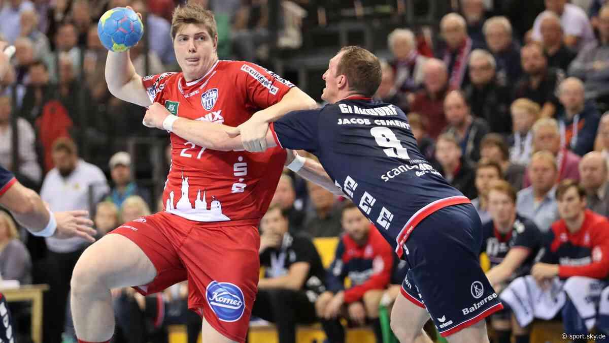 Handball News: Dritter Kreuzbandriss bei Lemgo-Profi Jari Lemke - Sky Sport
