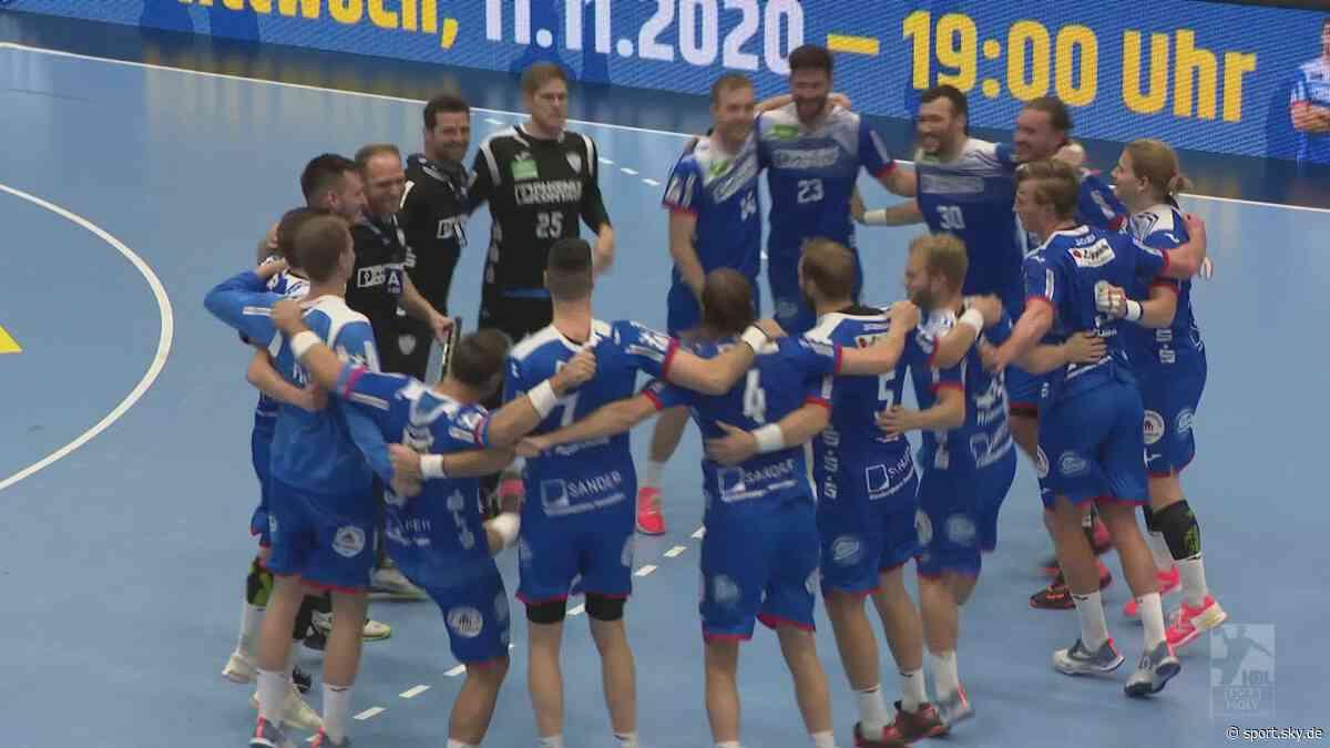 Handball Video: Lemgo mit klarem Sieg im Traditionsduell über TuSEM - Sky Sport
