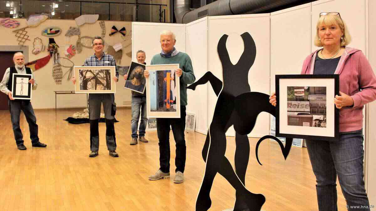 Grenzen grenzenlos: Herbstausstellung des Wolfhager Kulturvereins beginnt - HNA.de