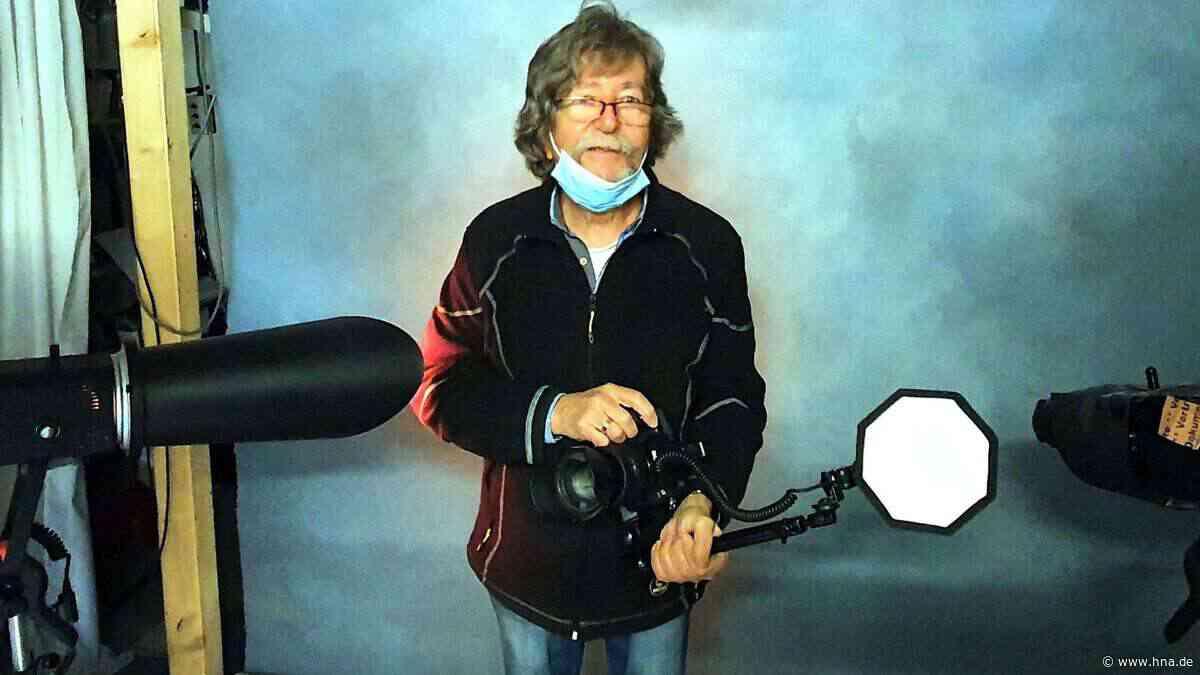 Wolfhager Fotograf ist seit 40 Jahren im Einsatz - hna.de
