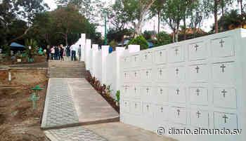 Inauguran osarios en cementerio municipal de Antiguo Cuscatlán - Diario El Mundo