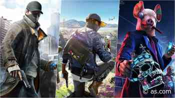Watch Dogs: Legion, un viaje entre Chicago, San Francisco y Londres; repaso y antecedentes - AS