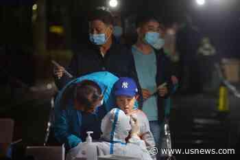China's Kashgar Launches Testing, Closes Schools After Coronavirus Case - U.S. News & World Report