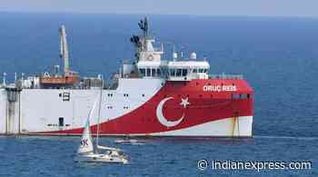 Turkey extends exploration in disputed Mediterranean area to Nov 4 - The Indian Express