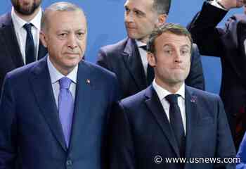 France Reacts After Erdogan Questions Macron's Mental Health - U.S. News & World Report