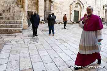 Archbishop Pizzaballa Appointed Jerusalem Patriarch - U.S. News & World Report