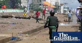 Guinea's president wins third term amid widespread protests - The Guardian