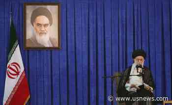 Iran's Leader Urges Penalties for COVID Offenders - U.S. News & World Report
