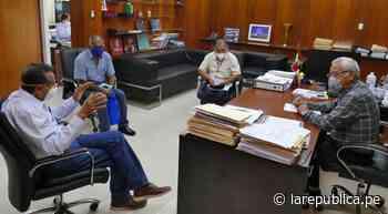 Lambayeque: tratarán problemática de deterioro del muelle de Puerto Eten - LaRepública.pe