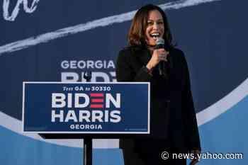 Kamala Harris brings energy to Biden's restrained campaign