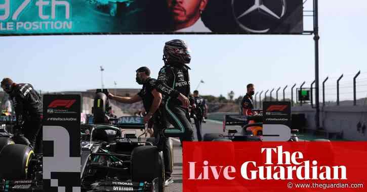 F1: Portuguese Grand Prix – live!