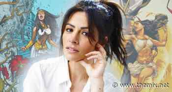 Black Adam Adds Sarah Shahi to Cast, Eyes Actor for Sabbac - The MIX