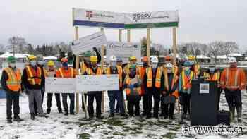 Construction starts on $14M seniors' housing complex in Atikokan, Ont. - CBC.ca