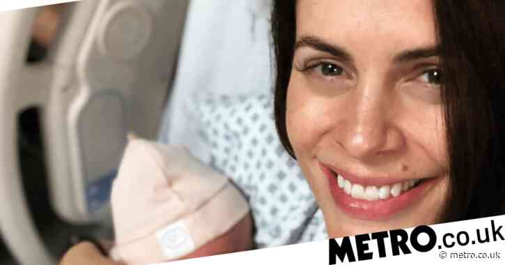 Footballers' Wives star Susie Amy gives birth to second daughter and announces adorable name