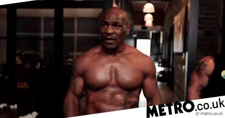 Mike Tyson jokes about 'eating ears' and being the 'most vicious fighter' on new EDM song