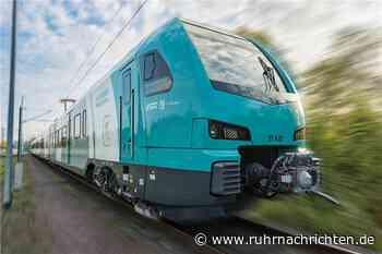 RB 50 der Eurobahn fährt ab Wochenbeginn mit weniger Wagen - Ruhr Nachrichten
