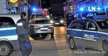 Lübeck: Schlägerei in Bar hält Polizei in Atem