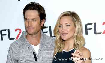 Goldie Hawn's son Oliver gets told off by sister Kate Hudson in hilarious new post